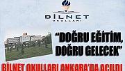 BİLNET OKULLARI ÇAYYOLU KAMPÜSÜ İLK VE ORTAOKULU EĞİTİM HAYATINA BAŞLADI!