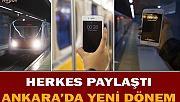 Ankara'da yeni dönem başladı  .