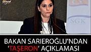 Bakan Sarıeroğlu'ndan 'taşeron' açıklaması