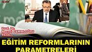 Eğitim Reformlarının Parametreleri