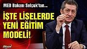 Milli Eğitim Bakanı Ziya Selçuk'tan yeni açıklama: Üniversite sınavı... .